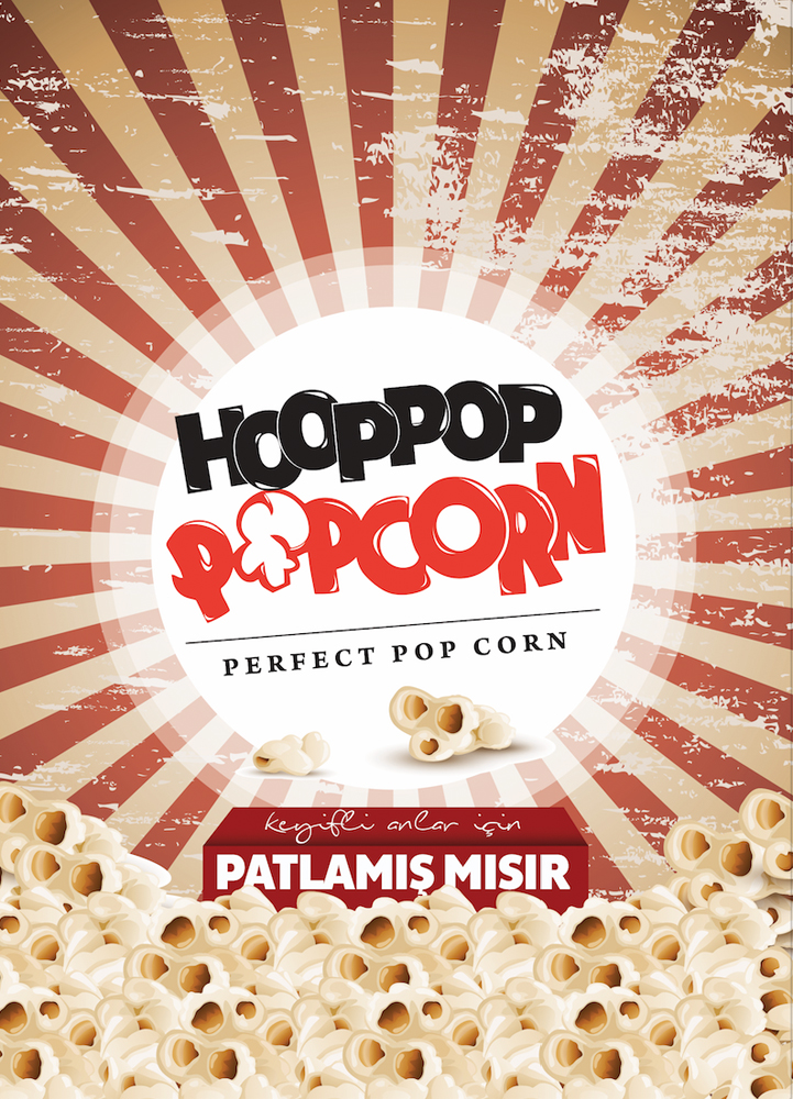 Hoop Pop Corn